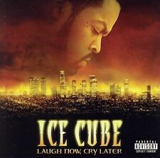 Ice Cube : Laugh Now, 00006000  Cry Later Rap/Hip Hop 1 Disc Cd