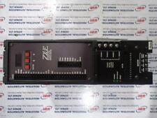 PARKER COMPUMOTOR ZX-F BRUSHLESS SERVO DRIVE ZXF600-DRIVE-240V