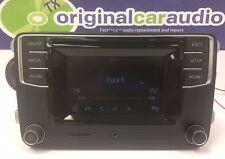 2016 Volkswagen Passat Jetta AM FM SAT Bluetooth MP3 Aux SD Card Multi Media