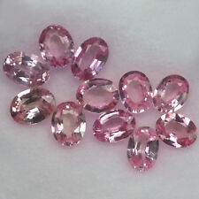 2.54CT AWESOME VVS 11PCS OVAL UNHEATED PADPARADSCHA SAPPHIRE NATURAL