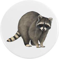Badges (Bb021798) 'Raccoon' Button Pin