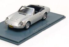 VW VOLKSWAGEN DO BRASIL PUMA GTE SPIDER 1971 SILVER NEO 46150 1/43 SILBER RESINE