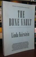 Fairstein, Linda THE BONE VAULT  1st Edition 1st Printing