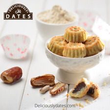 Premium date beurre Rempli Cookies maamoul fait main 100% pur beurre biscuits