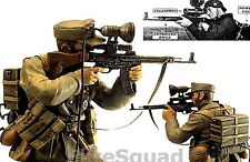 WW2 Photo Picture German soldier with Vampir scope equipped Sturmgewehr 44  #234