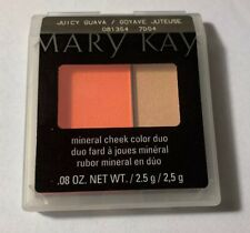 Mary Kay Mineral Cheek Duo ~ Juicy Guava *FREE SHIPPING*