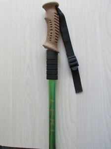 LEKI Makalu Extending / Compact Walking Hiking Trekking Pole - Antishock.