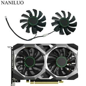 75mm Cooler Fan Replace For MSI GeForce GTX 1650 SUPER VENTUS XS Graphics Card