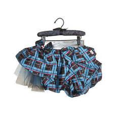MONSTER HIGH FRANKIE STEIN CHILD COSTUME DRESS UP PETTI SKIRT NWT