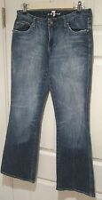 Women's Seven 7 For All Mankind A Pocket Jeans Size: 29
