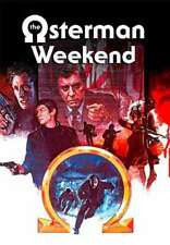 OSTERMAN WEEKEND - BLU RAY  BLUE-RAY THRILLER