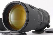 [MINT] Nikon Nikkor AF 80-200mm F/2.8 D ED IF NEW Zoom Lens w/ Hood From Japan