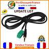 Câble MP3 AUX JACK Pour Renault MEGANE LAGUNA KANGOO CLIO TWINGO update list