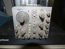 Tektronix Fg 504 40mhz Function Generator Module For Repair
