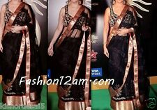 Veeraa Saree Exclusive Beautiful Designer Bollywood Indian Partywear Sari 26