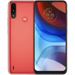"""Motorola Moto e7i Power 32GB 2GB XT2097-12  (FACTORY UNLOCKED) 6.5"""" 16MP 5000mA"""