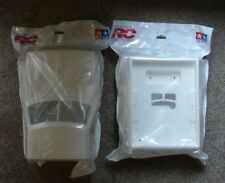 Tamiya RC Front & Rear Body for Toyota Hilux High Lift # 9335487 and 9335488