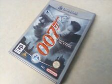 007 EVERYTHING OR NOTHING, PAL, COMPLETE, NINTENDO GAMECUBE GAME