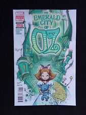 Wonderful Wizard of Oz Emerald City Ozma Road To Scottie Young VF/NM Condition