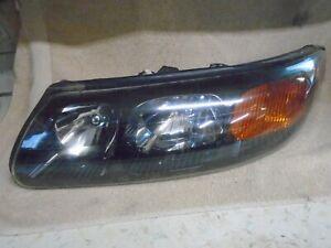 2000 2001 2002 2003 2004 PONTIAC BONNEVILLE LH DRIVERS HEADLIGHT CLEAR!