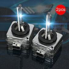 2x 55W D1S HID Xenon Bulbs Replacement Headlight 6000K for BMW Audi VW MERCEDES