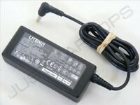Genuino Liteon Compaq Evo N105 N115 N160 N180 Cargador Adaptador AC