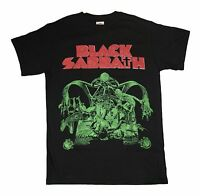 BLACK SABBATH - Sabbath Bloody Sabbath T SHIRT S-M-L-XL-2XL New Bravado Merch