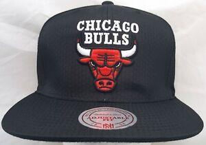 Chicago Bulls NBA Mitchell & Ness adjustable cap/hat