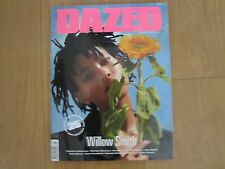 Dazed & Confused Magazine Willow Smith,Kate Moss New.