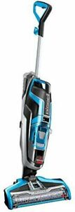 Bissell upright vacuum cleaner Crosswave 17132 Carpet Power 510 W Cleaner