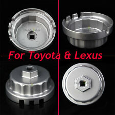 Oil Filter Wrench 6 & 8 Cylinder Engines For Toyota Lexus,Tundra Stainless Steel