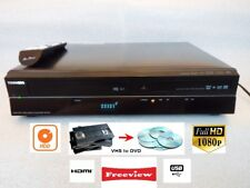 Toshiba RDXV60 3-in-1 DVD, HDD and VHS Recorder **TRANSFERS VHS ONTO DVD**