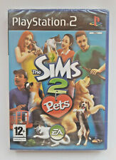 Playstation 2 The Sims 2 Pets NEW SEALED PS2 game