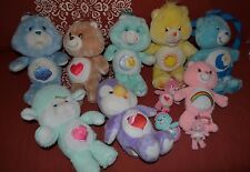 Big Lot Vintage New Care Bears Grumpy Bedtime Penguin Lamb Tenderheart Funshine+