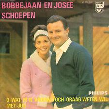 """BOBBEJAAN SCHOEPEN EN JOSE - O, Wat Mijn Vrouw (VINYL SINGLE 7"""")"""