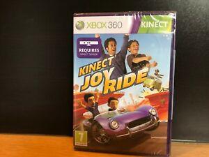 Xbox 360 Game  Kinect Joy Ride  NEW SEALED