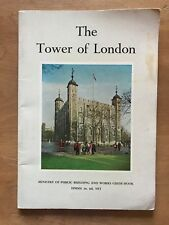 The Tower of London  Ministry of Public Building and Works Guide-book Paperback