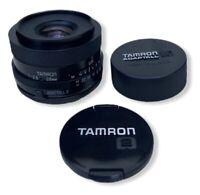 TAMRON ADAPTALL 2 BBAR 28mm f2.5 Lens - FUJICA Fit