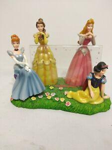 """Disney World-""""ORIGINAL"""" Princess Frame-CInderella, Snow White, Belle, Aurora"""