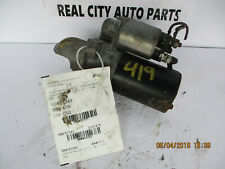 CHEVY TRAILBLAZER EXT STARTER MOTOR FOR 2004,2005,2006 OEM