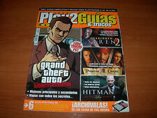 PLAY2MANÍA GUÍAS & TRUCOS Nº44: GTA LIBERTY CITY STORIES, FORBIDDEN SIREN 2...