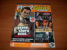PLAY2MANÍA GUÍAS & TRUCOS Nº44: GTA LIBERTY CITY STORIES, FORBIDDEN SIREN 2...
