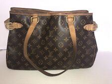 Authentic Louis Vuitton Batignolles Horizontal Handbag