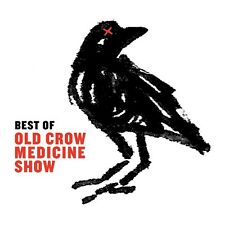 "OLD CROW MEDICINE SHOW BEST OF VINILE LP 180 GRAMMI + BONUS VINILE 7"" ROSSO"