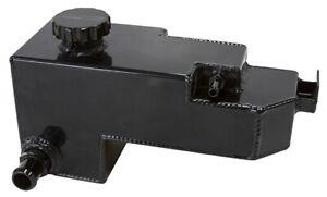 Aeroflow Fabricated Radiator Overflow Tank Black Holden Commodore VX VY LS1