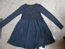 TWIN SET SIMONA BARBEIRI  jolie robe/pull 25% laine/15% soie taille L