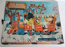 Vintage Arrow Puzzles - The Magic Roundabout Childrens Jigsaw Puzzle Complete