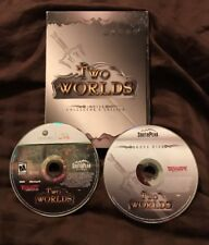 Two Worlds Collectors Edition (Xbox 360, 2-Disc, 2007)