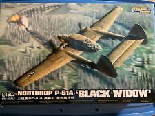 NORTHROP P-61A BLACK WIDOW 48th