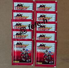 Panini - BEYBLADE SHOGUN STEEL - 10 pochettes neuves